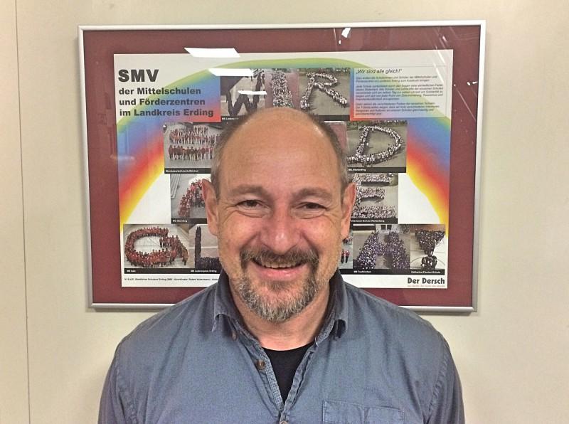 SMV-Koordinator: Robert Ackermann