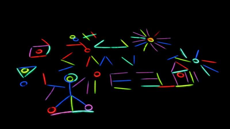 SMV-Knicklichtbild